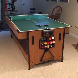 Pool Table Ping Pong Combo by Combo Pool Ping Pong Hockey Table Baldwin Place New