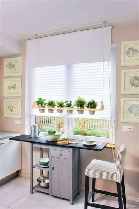 diy kitchen herb garden     hanging container