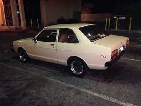 1981 datsun 210 for sale 1981 datsun b210 2 door sedan for sale in riverside