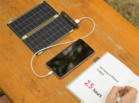 how to solar cell make at home iphone 6 and android solar paper charger project on kickstarter bgr