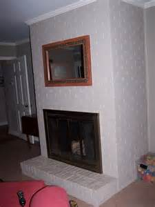 brick fireplace refacing i am interested in refacing a brick fireplace and hearth