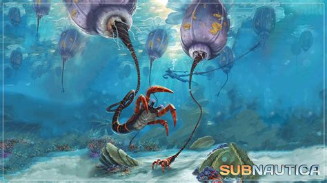 coral reef by jengineerr on deviantart subnautica coral reef grappers by jengineerr on deviantart