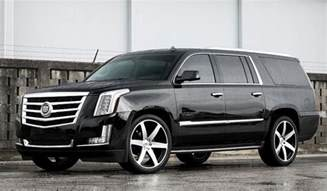 Cadillac Rentals Cadillac Escalade Esv Rental In Los Angeles And Beverly