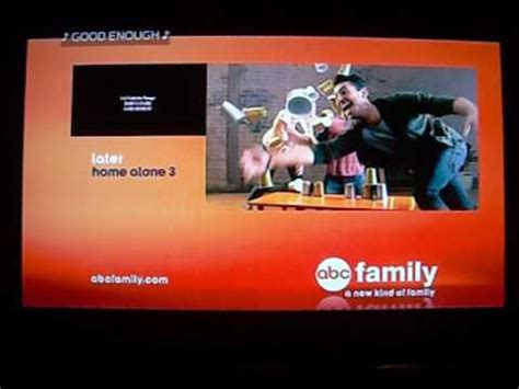 Promo Hello Family Home the goonies 1985 end credits with abc family promo lineups v2