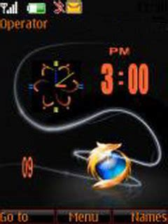 mozilla mobile themes download firefox dual clock nokia theme mobile toones