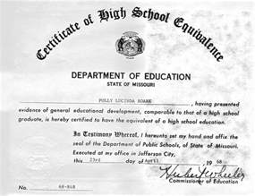 ged diploma template diploma free ged test diploma