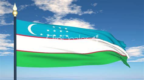 flag of uzbekistan stock image image of symbol places flag of uzbekistan royalty free video and stock footage