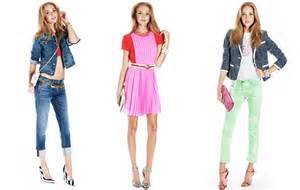 Fashion clothing for teenage girls juicy couture spring summer 2013