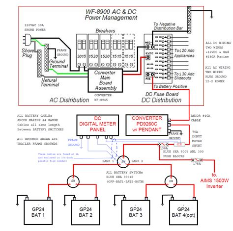 30 rv panel wiring diagram wiring diagram with description