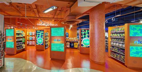 digital shop nickelodeon digital shop in shop by idl worldwide