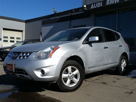 2013 silver nissan rogue 2013 nissan rogue s sunroof silver br auto sales