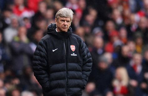 arsenal wenger arsene wenger not interested in arsenal s top four placing