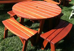 california spas redwood 48 inch patio table