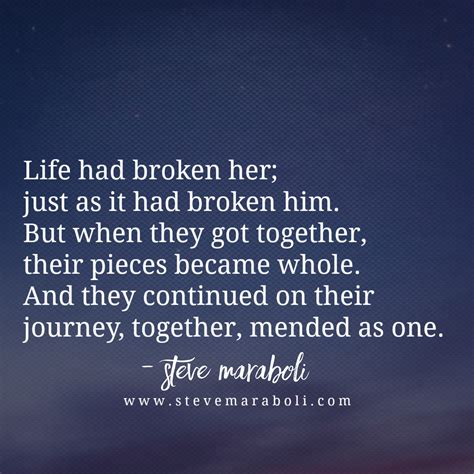 In A Relationship and relationship quotes steve maraboli