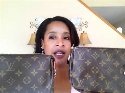 louis vuitton bags real  fake youtube
