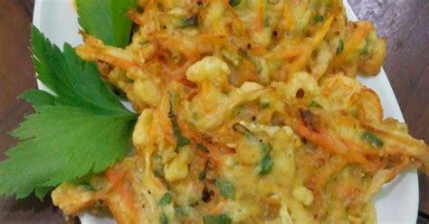 resep bakwan sayur kres nyus oleh dinda rizky tan cookpad