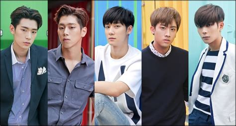 the band who are the members from knk kpop news knk members look dandy in newly released