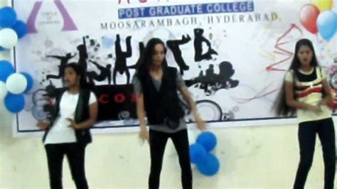 Mba College Moosarambagh by Mba Freshers Day Bhanu And