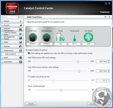 amd gpu fan control sapphire radeon hd 7850 overclock edition graphics card