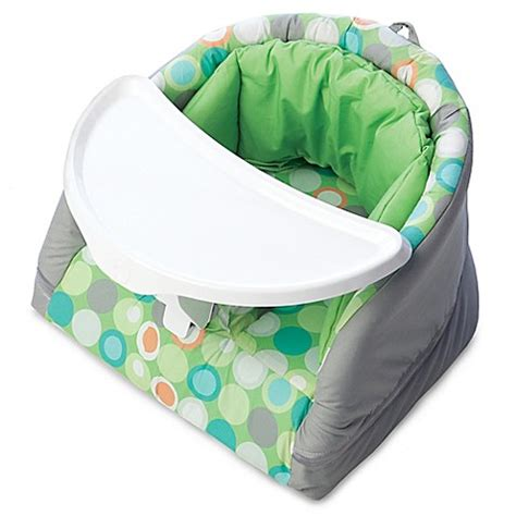 bumbo seat in bathtub boppy 174 baby chair in green marbles bed bath beyond