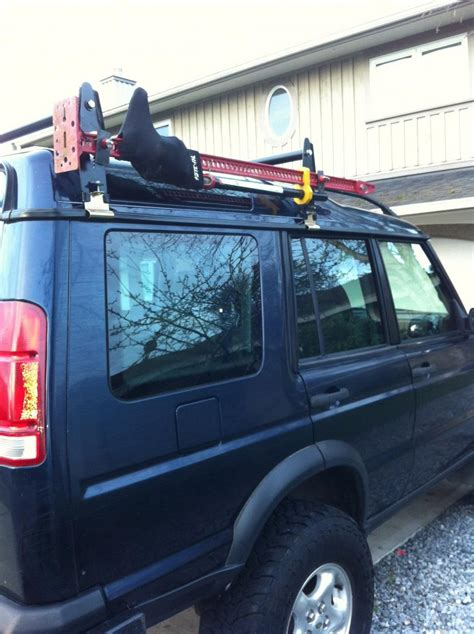 Discovery 2 Roof Rack by Land Rover Discovery 2 Roof Rack Solution Land Rover