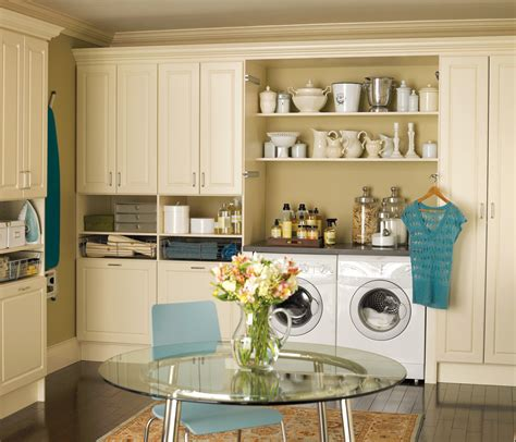 top 16 laundry room decor ideas with photos mostbeautifulthings Decorating Ideas For Laundry Room