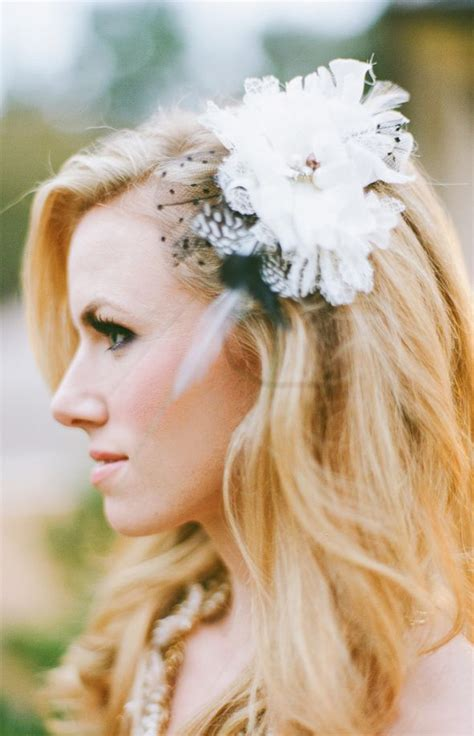 flower wedding hair clip 72 best black and white themed wedding images on