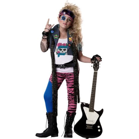 80s Rock by 80 S Glam Rocker 80s Rock Costume