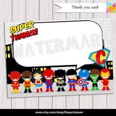 Thank You Card Mini Tema Lego the free printable invitations or cards card