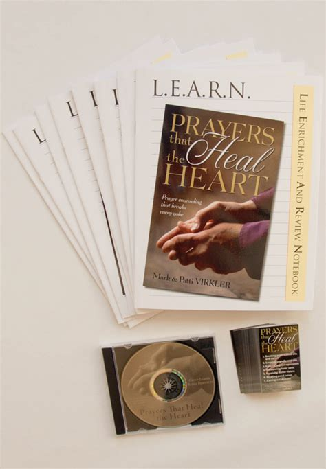 Prayers That Heal The Heart Group Leader Bonus Resources
