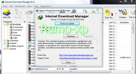 download idm full version remo xp internet download manager 6 12 build 19 final full patch