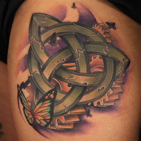 trinity tattoo quebec 18 trinity knot tattoos with special meanings tattoos win
