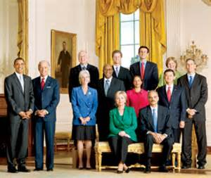 How Many Cabinet Members Does The President Mr Donovan Goes To Washington