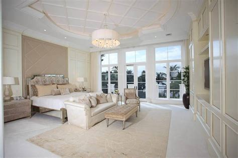Large Master Bedroom by 61 Bright Cheery White Bedroom Designs