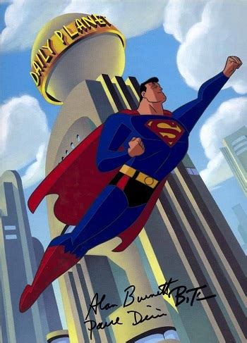 superman the animated series western animation tv tropes