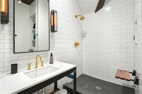 vintage badezimmerfliesen small bathroom decorating ideas hgtv