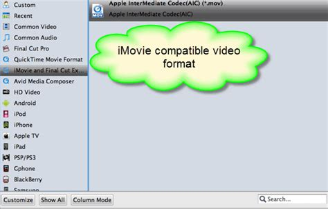 format video imovie top mts to imovie converter import sony rx100 mts to