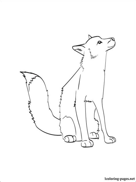 fox mask coloring page free coloring pages of arctic fox mask
