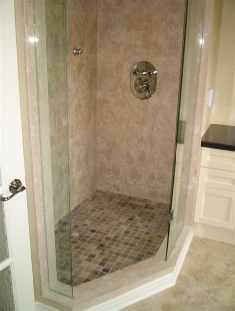 Standing Shower Glass Door Frank N Home Improvements Home
