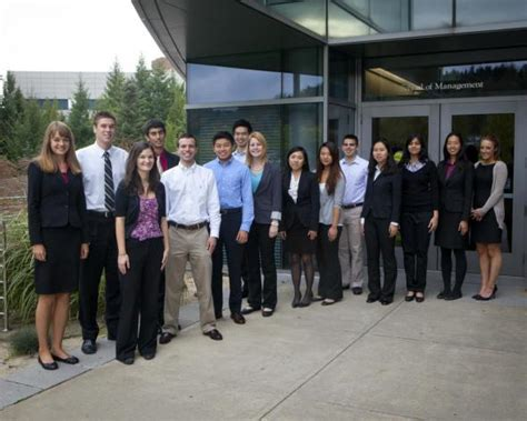 Mba Students In New York by Binghamton State Of New York Suny