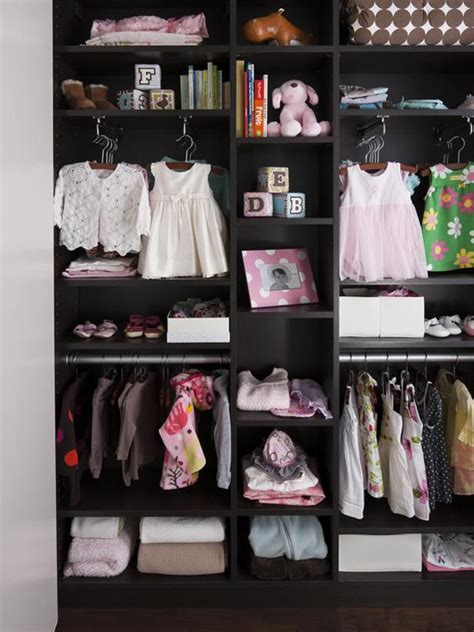 pretty kids closet with boutique look
