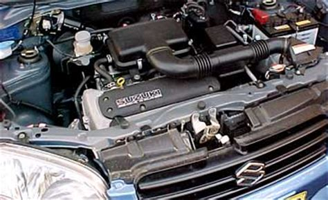 Suzuki Ignis Engine 2000 Suzuki Ignis 5 Dr Hatch Goauto Engine