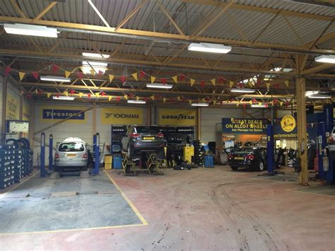 Garage Business by Pat Mcginley Autocare Livingston In Livingston