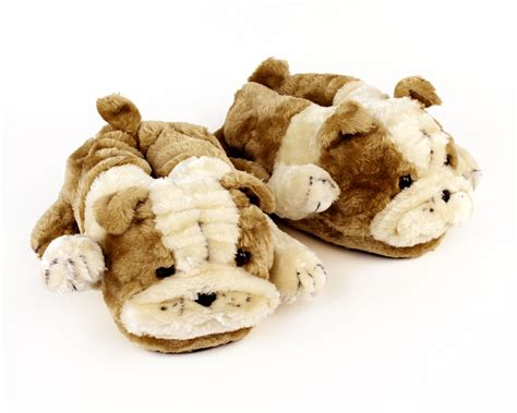 slippers for dogs bulldog slippers bulldog animal slippers bulldog slipper