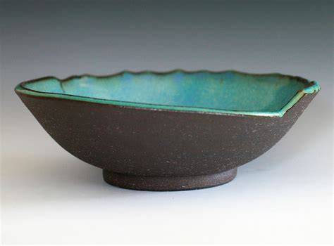 Handmade Ceramic Bowls - handmade ceramic modern bowl by ocpottery on etsy