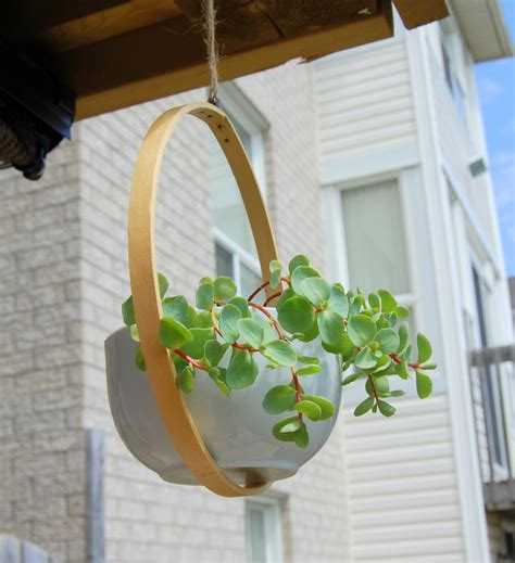 diy hanging planter northstory