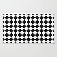 Black And White Checkered Area Rug Roselawnlutheran Black And White Checkered Area Rug