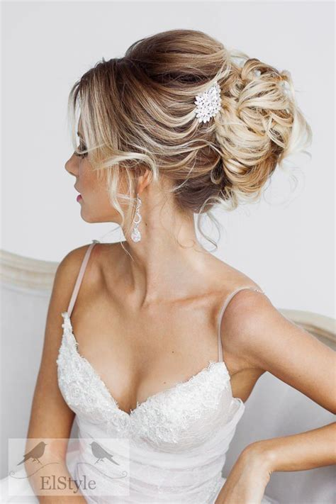 Wedding Updo Hairstyles Gallery by 25 Best Ideas About Wedding Updo Hairstyles On