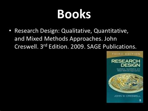 research design qualitative quantitative and mixed methods approaches books introduction to qualitative and mixed methods research