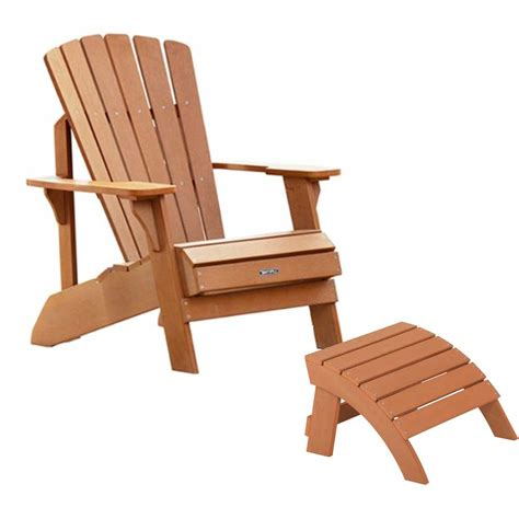 adirondack polystyrene plastic patio chair sale today